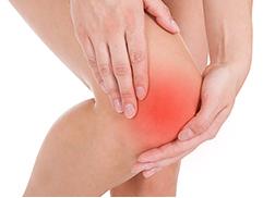 交通事故膝の痛み膝関節痛
